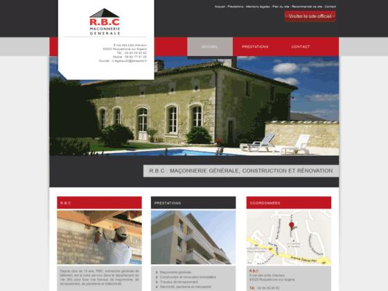 R.B.C : immobilier � Roquebrune sur Argens