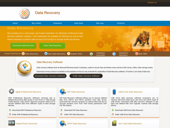 Download free data recovery software recover formatted USB pen zip drive files