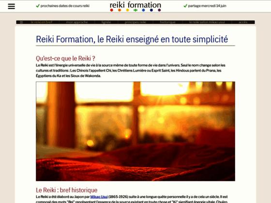 Photo image Ecole de formation Reiki en Suisse romande