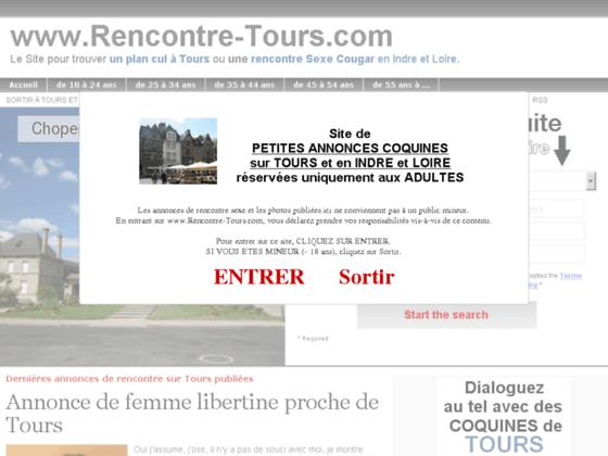 Rencontre à Tours - Indre et Loire 37