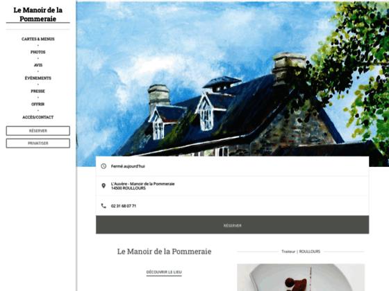 la Pommeraie : sortir Normandie