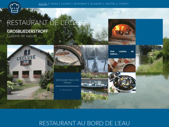 Restaurant de l'Ecluse