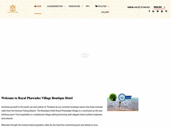 Hotel Phuket à Patong beach