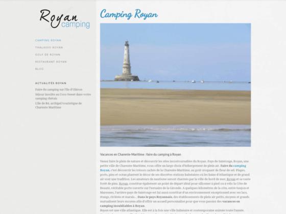 Camping Royan : camping royan pas cher, les campings avec piscine