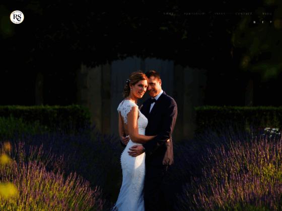 Photographie mariage au naturel