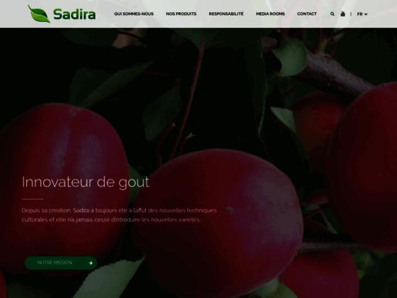 Sadira production de fruits en Tunisie