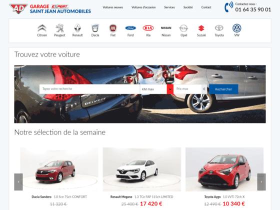 Saint Jean Automobiles