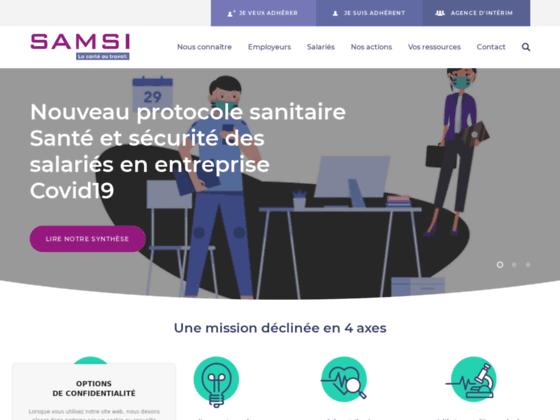 Samsi-31 | Santé au travail sur Toulouse, Revel