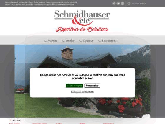 Agence immobilière Schmidhauser