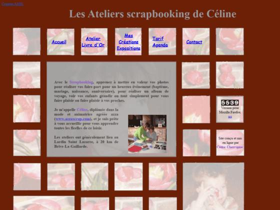 Les ateliers scrapbooking de Celine en Périgord
