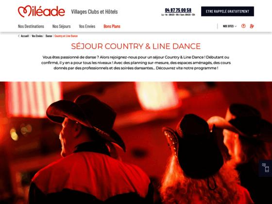 Vacances à thème avec sejours-country.com