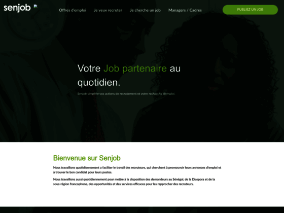 Offres, recherche emploi au Senegal et en Afrique