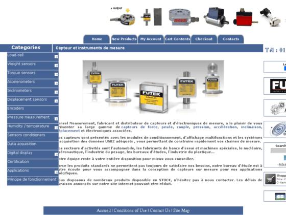 Capteur de pression, Transmetteur de pression