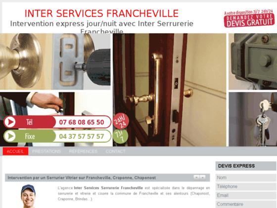Urgences Serrurerie Vitrerie Francheville