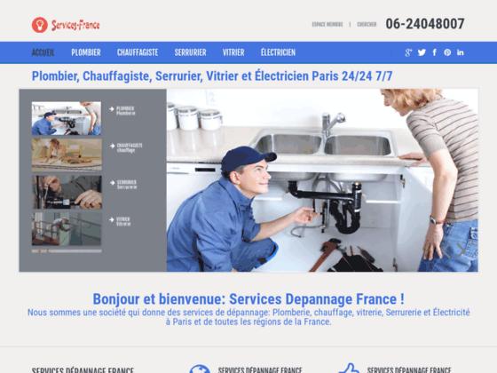 Plombier pantin 24/24 : depannage en plomberie sur pantin 24/24