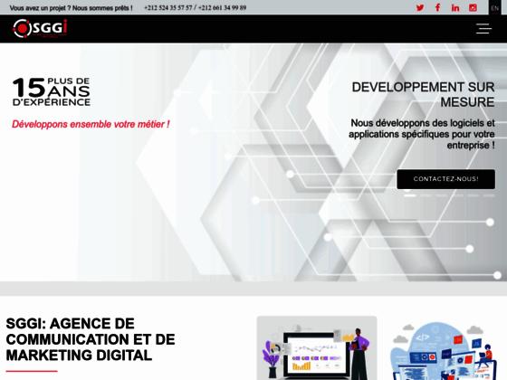 Accueil Société générale de gestion informatique