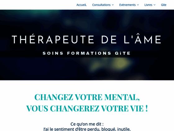 Côme Shelvène – Guérisseur d'Âme Énergéticienne