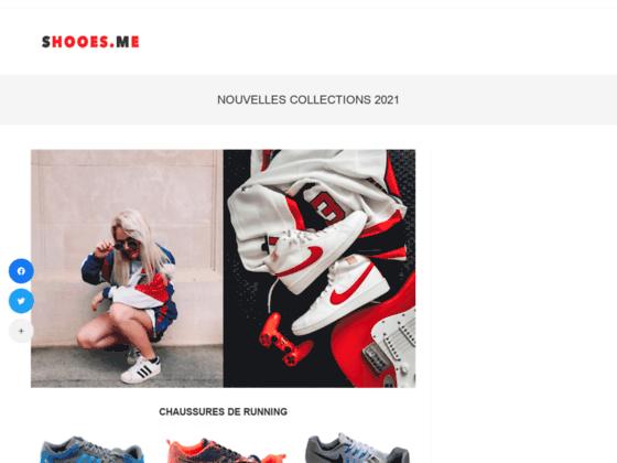 Shooes Me - magazine chaussures et accessoires