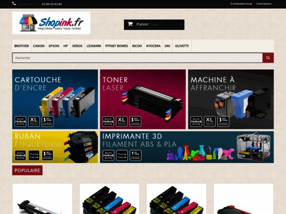 www.shopink.fr