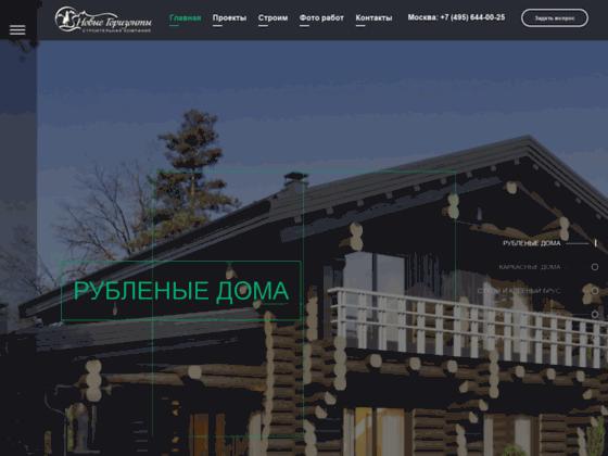 Скриншот сайта skngi.ru