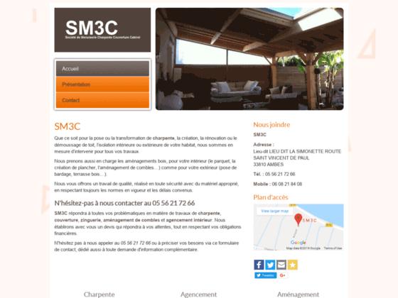 Am�nagement de combles Bordeaux - SM3C
