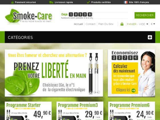 www.smoke-care.fr