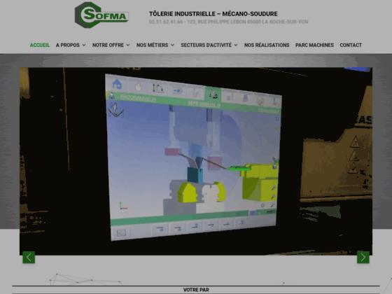 Tolerie industrielle : SOFMA
