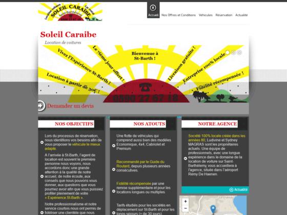 Soleil Caraibe Location de voitures