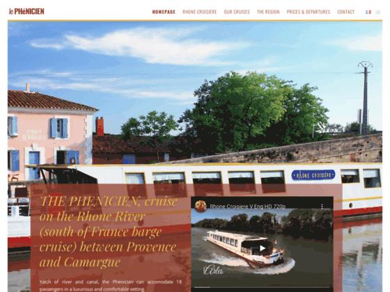Barge france