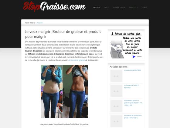 Je veux maigrir: Bruleur de graisse et produit pour maigrir
