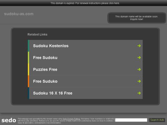 Sudoku As - Puzzles gratuits