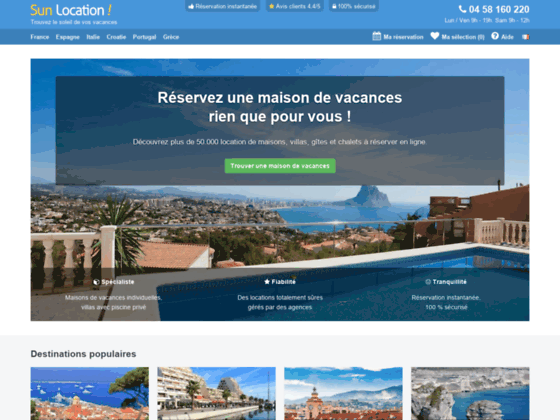 Blog idées vacances