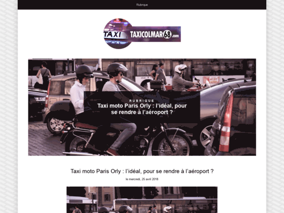 Taxi Colmar
