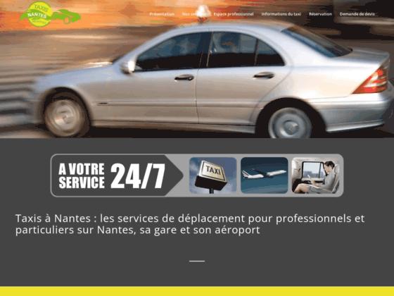 Taxis Nantes Métropole