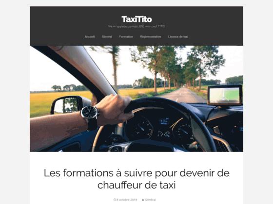 chauffeur de taxi � Villennes-sur-seine