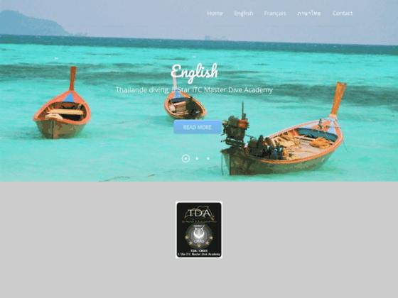 thailande diving