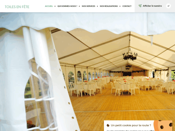 Location de tentes pour réceptions 28