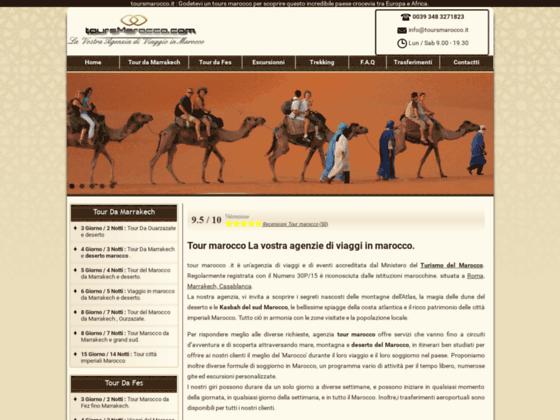 Tour marocco.