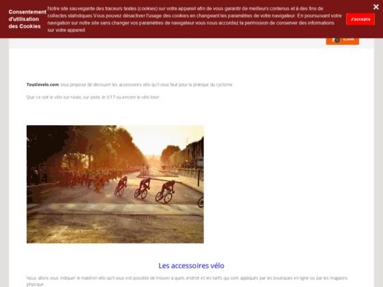 L'actualité du cyclisme, la course cycliste