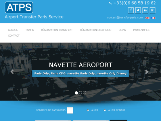 Beauvais airport transfer