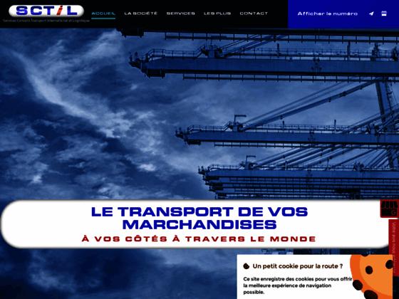 SCTIL logistique Paris