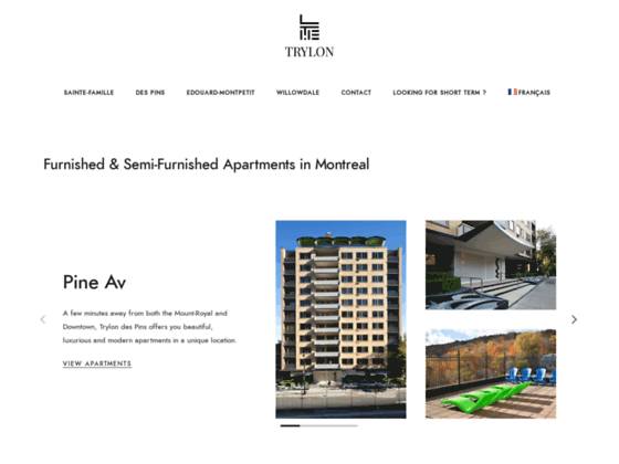 Appartements Montréal