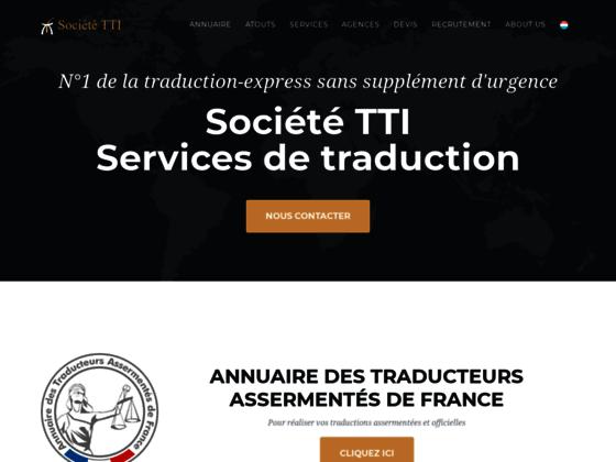 bureau de traduction