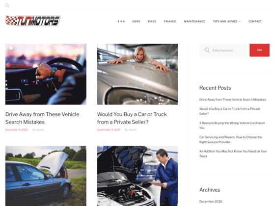 TuniMotors: Actualités, essais, conseils