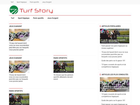 Turf story