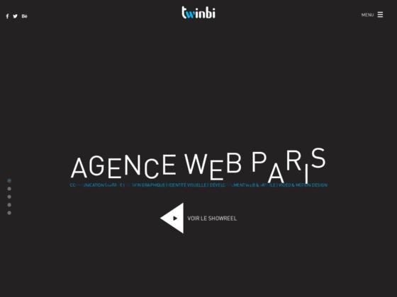 Twinbi agence web Paris