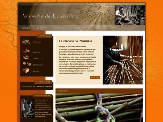 Photo image Vannerie de L'auziziere: conception de corbeilles et panier en osier, stage de vannerie et culture d