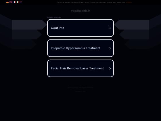 cigarettes électronique