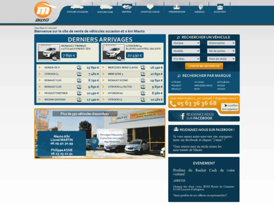 voiture import,neuve et occasion à prix mandataire – Mauto Albi, Castres et Toulouse