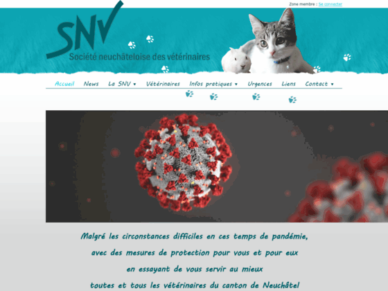 Photo image Societe veterinaire neuchateloise